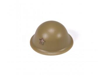 BrickArms Japanese T90 Printed Helmet (Dark Tan)