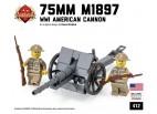 75mm M1897 Field Gun (2016 Edition)
