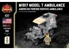 M1917 Model T Ambulance - American Foreign Service Ambulance