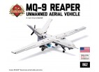 MQ-9 Reaper Drone - Unmanned Aerial Vehicle