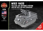 M163 VADS - Vulcan Air Defense System Add-On Pack for M113