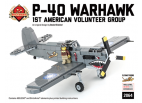 P-40 Warhawk - 1st American Volunteer Group (Black Box Premium Kit)