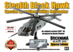 Stealth Black Hawk - Special Operations Utility Helicopter - Black Ops Special Edition