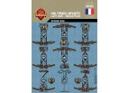 WWI French Infantry (Late War) Squad Sticker Pack