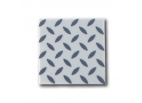 Diamond Plate Pattern Tiles (Light Bluish Gray)
