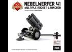 Nebelwerfer 41 - Multiple Rocket Launcher