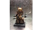 Samurai Warrior Bronze 004