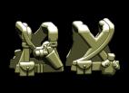 WW2 US Command Vest - Olive