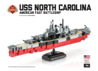 USS North Carolina - American Fast Battleship (Black Box Premium Kit)