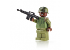 Vietnam Rifleman with M69 Flak Jacket and M16 - Brown
