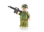 Vietnam Rifleman with M69 Flak Jacket and M16 - Light Flesh