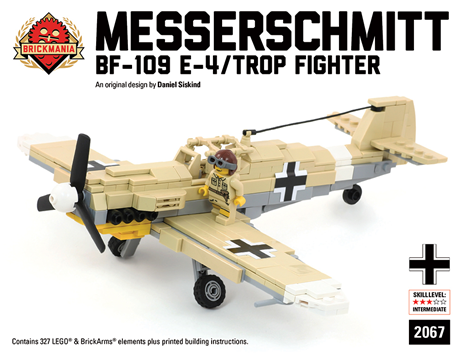 World War II Kits - Custom LEGO Kits - Brickmania Ministry-Of-Arms