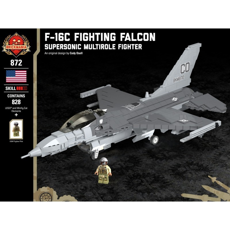 Airplanes - Catalogue Ministry-Of-Arms - LEGO Custom Made