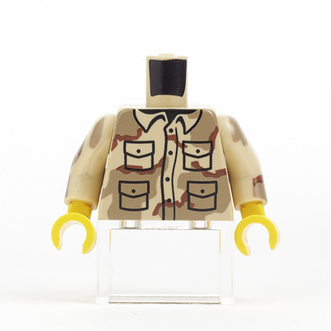 Torsos & Legs - Citizenbrick Ministry-Of-Arms - LEGO Custom Made